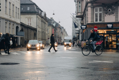Ktorí z účastníkov cestnej premávky sú najviac vystavení znečisteniu ovzdušia?